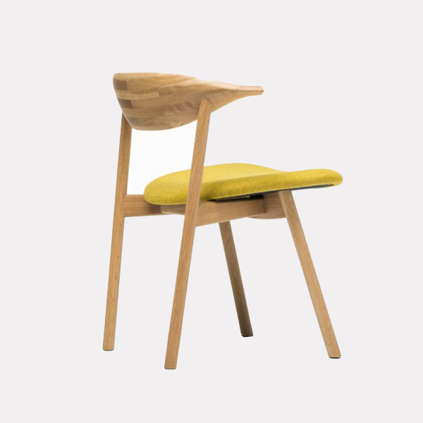Modern Wooden Chair - Virtualeap Ecommerce Web Design